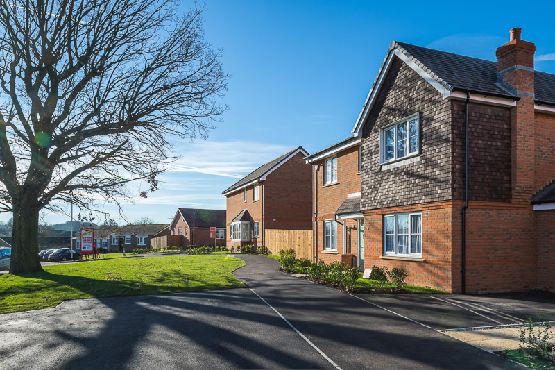 Architectural Photography New Homes Knebworth Stevenage