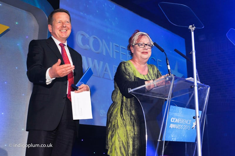 Bill Turnbull and Jo Brand Corporate Speakers