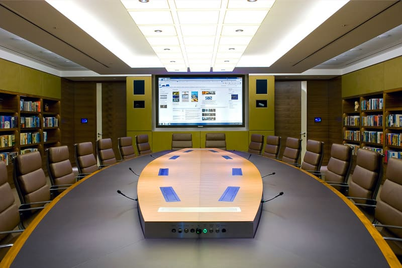 Boardroom London Interior Photography