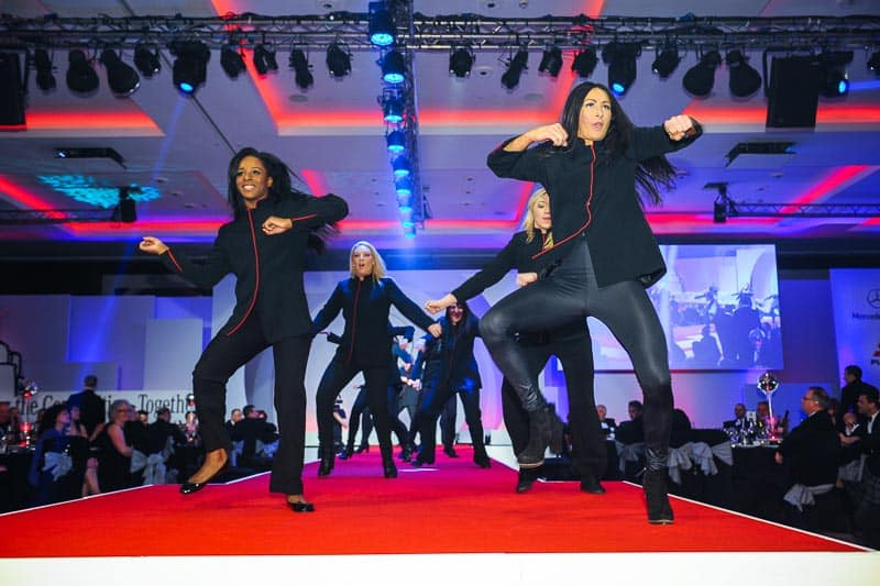 Corporate Event Catwalk Photo