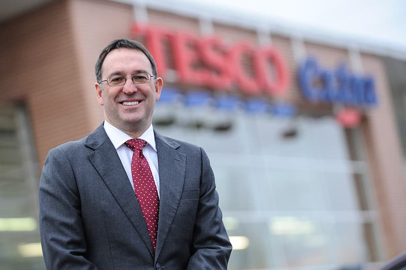 Executive tesco portrait headshot