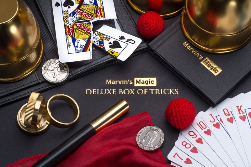 Marvins Magic Advertising Photography