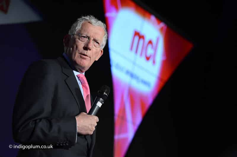 Nick Hewer Corporate Event Speaker