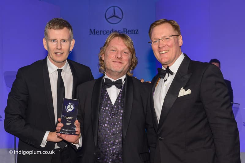 Patrick Kielty at Merces Awards Photography