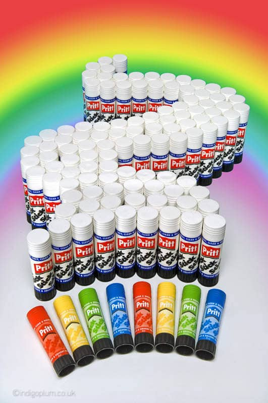Rainbow Pritt Catalogue Shot