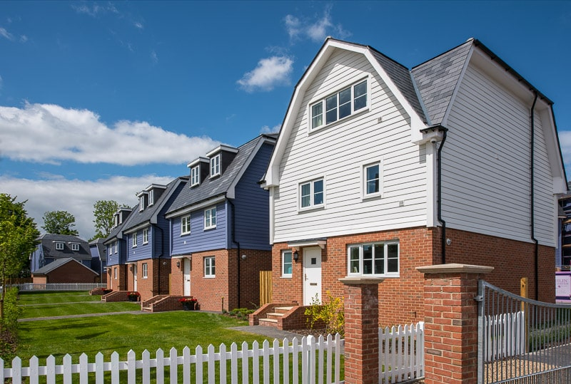 Residential Development Architectural Photography in Aylesford