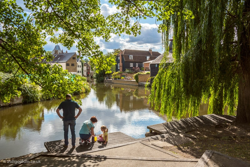 River Lea Hertford location photography