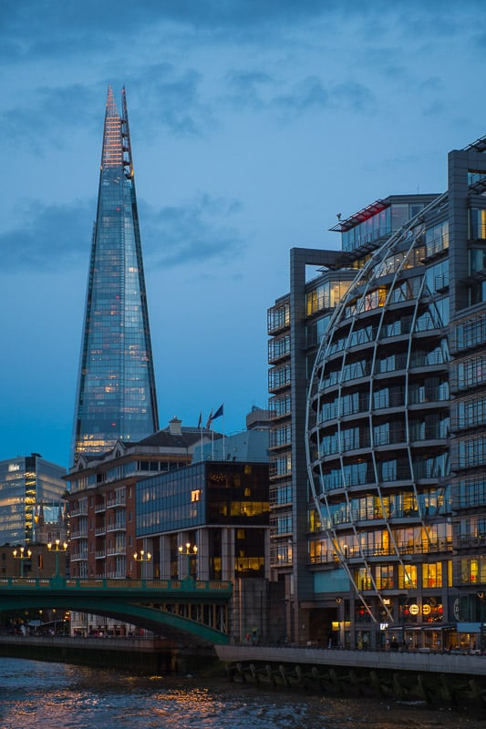 The Shard Architectural Photography