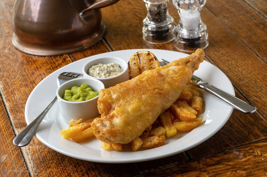 location commercial food photography for pubs