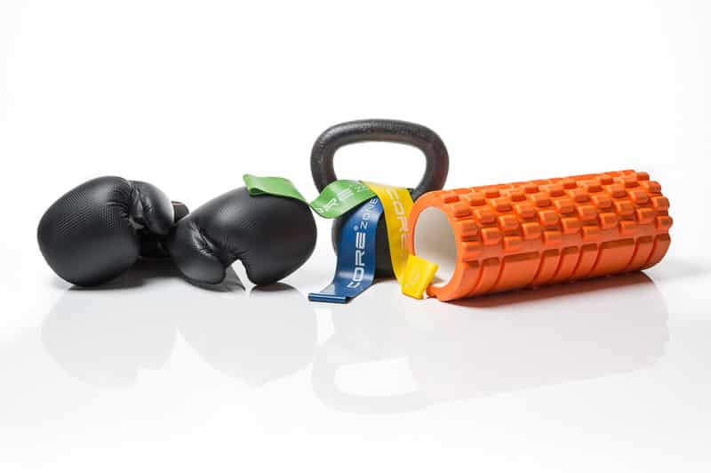 fitness equipment product photography in St Albans